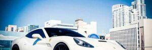 Питер Пфайффер — белый цвет снова в автомобильной моде