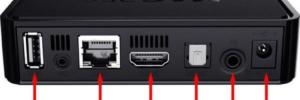 Функциональная приставка IPTV MAG-250