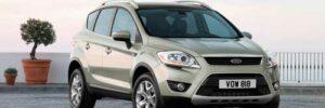 Второй шанс: едем на новом Ford Kuga