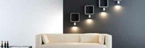 Настенные светильники — виды, как выбрать их для интерьера