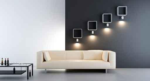 Настенные светильники - виды, как выбрать их для интерьера